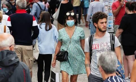 Γαλλία - κορονοϊός: Σημαντική αύξηση των κρουσμάτων το προηγούμενο 24ωρο