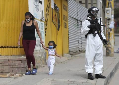 Κορονοϊός: Ρεκόρ θανάτων στην Κολομβία εξαιτίας της COVID-19 σε 24 ώρες