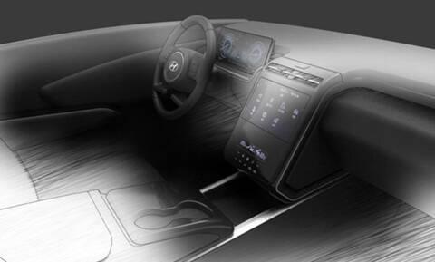 Νέο Hyundai Tuscon: κάπως έτσι θα είναι το ταμπλό του
