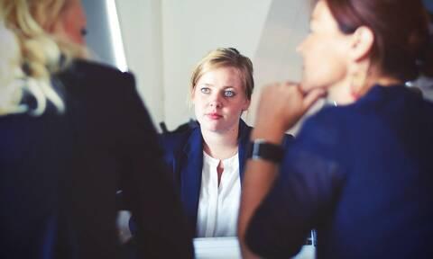 Συνέντευξη για δουλειά: Τα λάθη που έκανες και απορρίφθηκες