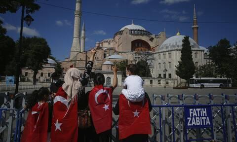 Arab News: Ο Ερντογάν αγνοεί ότι η Αγία Σοφία δεν έχει καμία σημασία στο Ισλάμ