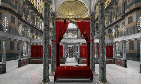 Ίδρυμα Μείζονος Ελληνισμού: H Αγία Σοφία επιχειρείται να μετατραπεί σε μέσο πόλωσης και διχασμού