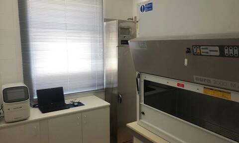 Κορονοϊός: Με υπερσύγχρονο μοριακό αναλυτή Covid-19 ενισχύεται το Γενικό Νοσοκομείο Ξάνθης