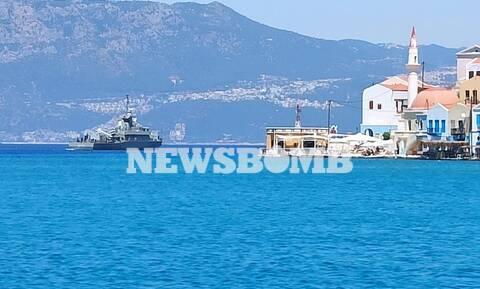 Καστελόριζο: Σε συναγερμό το νησί - Αποστολή του Newsbomb.gr (pics+vid)