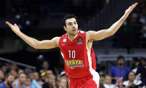 ΕΠΙΣΗΜΟ: Ο Σλούκας επέστρεψε στον Ολυμπιακό (photos)
