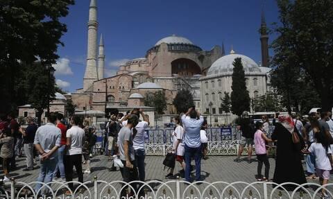 Ηχηρή παρέμβαση ΥΠΕΞ για Αγία Σοφία: Η Τουρκία παραβιάζει τις υποχρεώσεις της απέναντι στην UNESCO