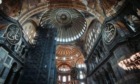 Ιταλία: «Σύμβολα όπως η Αγία Σοφία δεν πρέπει να είναι τείχη, αλλά γέφυρες»
