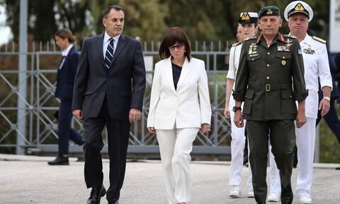 Κρίση στο Αιγαίο: Τι αποκάλυψε ο Παναγιωτόπουλος στη Σακελλαροπούλου για την κατάσταση