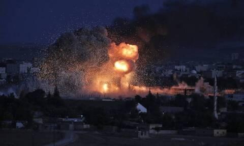 Συρία: Ισραηλινά ελικόπτερα βομβάρδισαν θέσεις των συριακών ένοπλων δυνάμεων