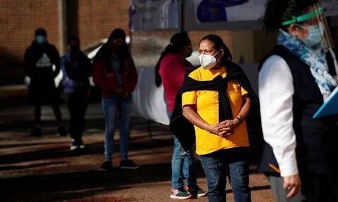 Μεξικό: 737 νέοι θάνατοι και 7.573 επιπλέον κρούσματα από τον κορονοϊό σε 24 ώρες