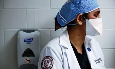 Κορονοϊός - ΗΠΑ: 2η συνεχόμενη μέρα με πάνω από 1.100 νεκρούς και πάνω από 70.000 κρούσματα