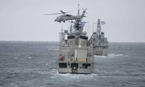 Nαύαρχος Χρηστίδης: Έχουμε πυραύλους να βυθίσουμε 2 φορές τον τουρκικό στόλο