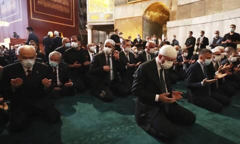 ΕΕ για Αγία Σοφία: Η κίνηση Ερντογάν προωθεί νέο διχασμό