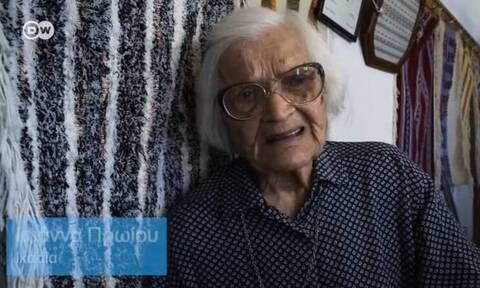 Ικαρία: Το μυστικό μακροζωίας στην Ικαρία από μια γιαγιά 109 ετών