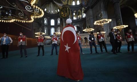 Αγία Σοφία: Ο Ερντογάν την ανοίγει όλο το 24ωρο - Παγκόσμιος σάλος για την μετατροπή σε τζαμί