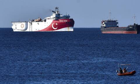 Oruc Reis: Δείτε πού βρίσκεται ΤΩΡΑ το τουρκικό ερευνητικό
