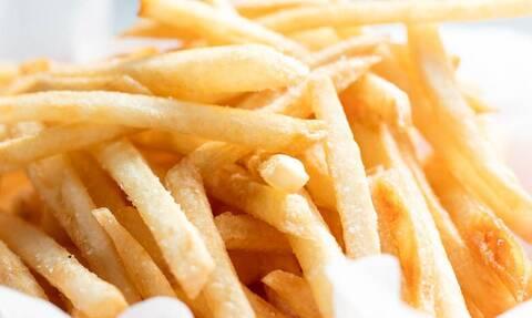 Το μάθαμε και αυτό: Γιατί οι τηγανητές πατάτες δεν τρώγονται όταν κρυώνουν;