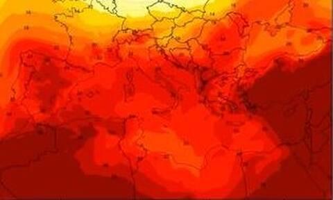 Καιρός: Με καύσωνα φεύγει ο Ιούλιος – Ποιες θα είναι οι πιο ζεστές μέρες