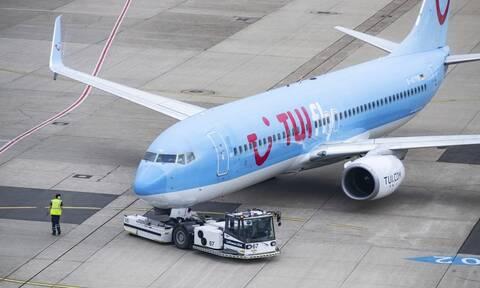 Η TUI ακύρωσε όλες τις πτήσεις της Κυριακής από το Ηνωμένο Βασίλειο για την Ισπανία