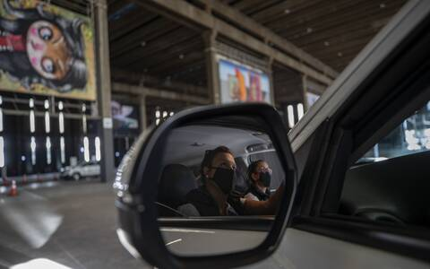 «Θερίζει» ο κορονοιός στη Βραζιλία: Πάνω από 1.200 θάνατοι σε 24 ώρες
