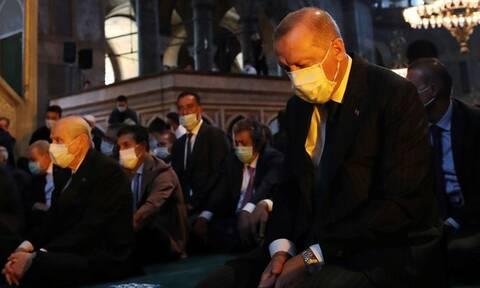 Αυστρία κατά Ερντογάν: Εκμεταλλεύεται την Αγία Σοφία για πολιτικούς σκοπούς