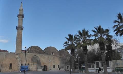 «Οι Έλληνες δεν θα βεβήλωναν ποτέ ένα τζαμί!»