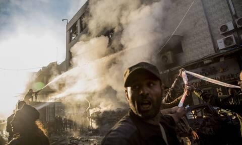 Μακελειό στη Συρία: Άμαχοι νεκροί από έκρηξη βόμβας