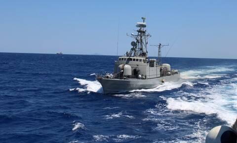 Ρεπορτάζ Newsbomb.gr: Στριμωγμένη η Τουρκία στο Αιγαίο - Αποχώρησαν κι άλλα τουρκικά πλοία