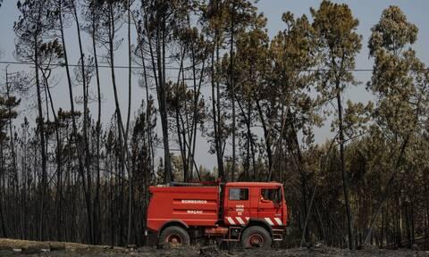 Πορτογαλία: Πυροσβέστης σκοτώθηκε σε τροχαίο κατά την επιχείρηση κατάσβεσης πυρκαγιάς