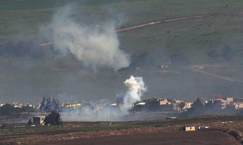 Ισραηλινό μη επανδρωμένο αεροσκάφος συνετρίβη στο έδαφος του Λιβάνου
