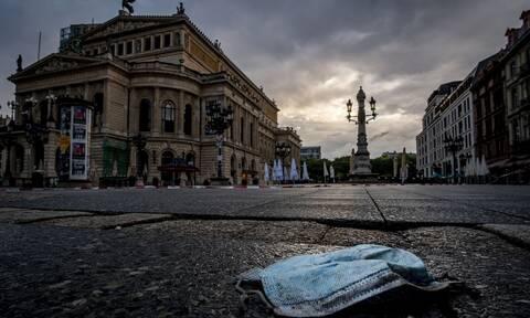 Κορονοϊός - Γερμανία: Κανένας νέος θάνατος τις τελευταίες 24 ώρες