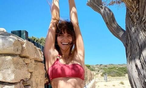 Ηλιάνα Παπαγεωργίου: Οι πιο σέξι της φωτογραφίες με μαγιό