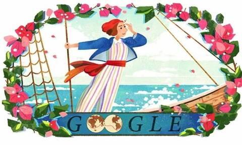 Jeanne Baret: Ποια ήταν η γυναίκα που τιμά σήμερα η Google με Doodle