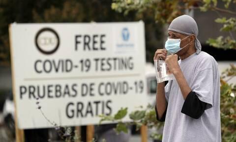Κορονοϊός: «Έρχονται πολύ καλά νέα για το εμβόλιο» λέει ο Λευκός Οίκος