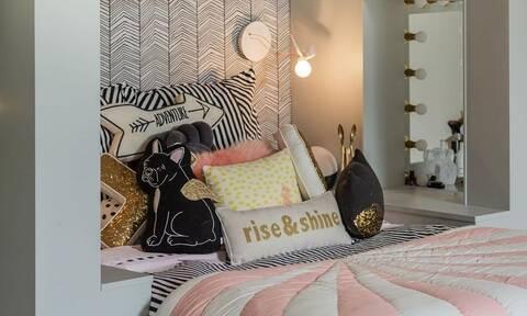 Έτσι θα διακοσμήσετε το μικρό εφηβικό δωμάτιο της κόρης σας