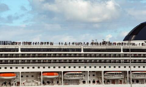 Instructions for passengers and crews on cruise ships to be announced this week