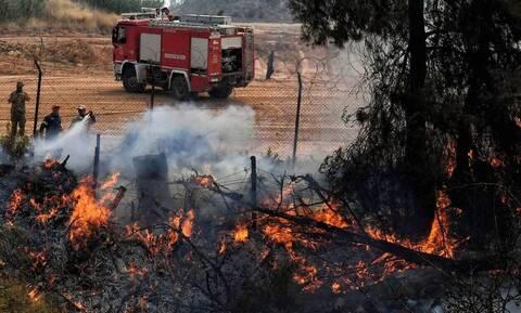 Συναγερμός στην Πυροσβεστική: 63 πυρκαγιές εκδηλώθηκαν το τελευταίο 24ωρο