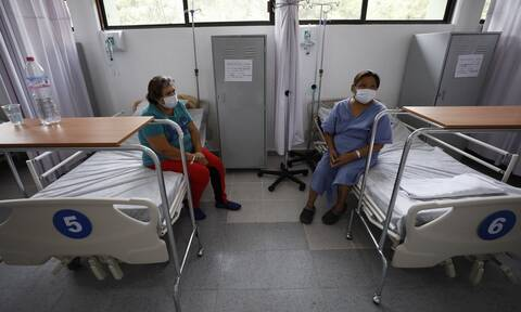 Κορονοϊός στο Μεξικό: 342 θάνατοι και 4.973 κρούσματα μόλυνσης σε 24 ώρες