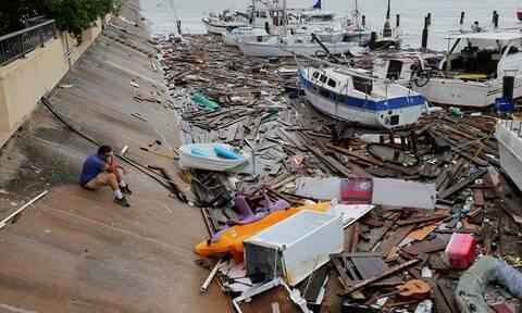 Καταιγίδα Χάνα: Δύο νεκροί και τέσσερις αγνοούμενοι στο Μεξικό