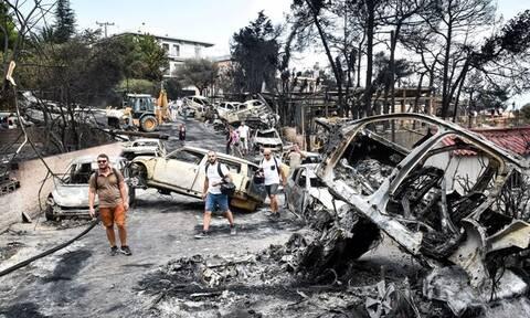Φωτιά στο Μάτι: Προθεσμία για να απολογηθεί πήρε ο δήμαρχος Ραφήνας