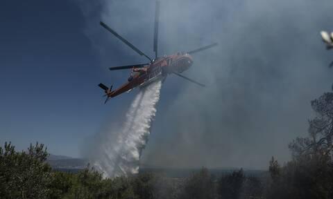 Προσοχή! Πολύ υψηλός κίνδυνος πυρκαγιάς την Τετάρτη (29/7) σε 4 Περιφέρειες