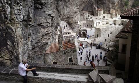 Ερντογάν: Τον Δεκαπενταύγουστο θα μπορεί να γίνει λειτουργία στην Παναγία Σουμελά