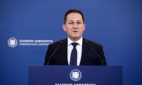 Petsas: Turkey's decision to de-escalate tension a 'positive action'