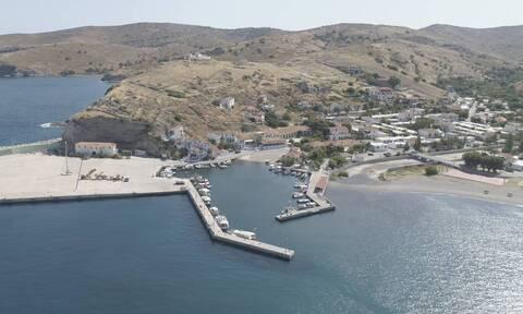Το Newsbomb.gr στον Άη Στράτη για τη δράση του FINISH «Το Νερό είναι στα Χέρια μας»