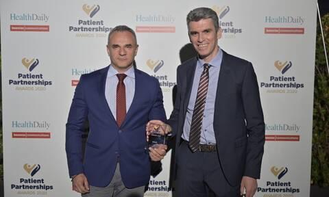 Κορονοϊός: Η Pfizer Hellas βραβεύθηκε για τη συνεισφορά της στην αντιμετώπιση της νόσου COVID-19