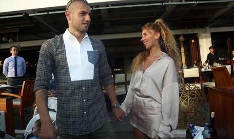 Κόλασε τη Μύκονο η σύζυγος πρώην παίκτη του Παναθηναϊκού! (photos)