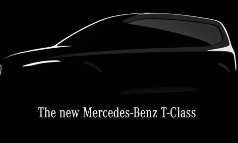 Νέα Mercedes-Benz T-Class: Μικρό βαν για οικογένειες και όχι μόνο