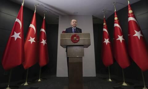 Μετά την «πανωλεθρία» ο Ερντογάν δημοσιεύει βίντεο με ελληνικούς υπότιτλους