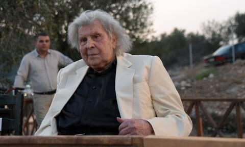Μίκης Θεοδωράκης: Τα 95 χρόνια κλείνει ο σπουδαίος μουσικοσυνθέτης