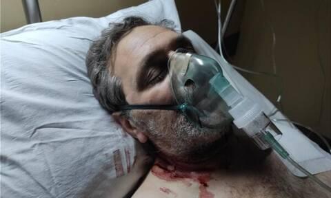 Στέφανος Χίος: Ντοκουμέντα - Η στιγμή που ο δράστης τον πυροβολεί